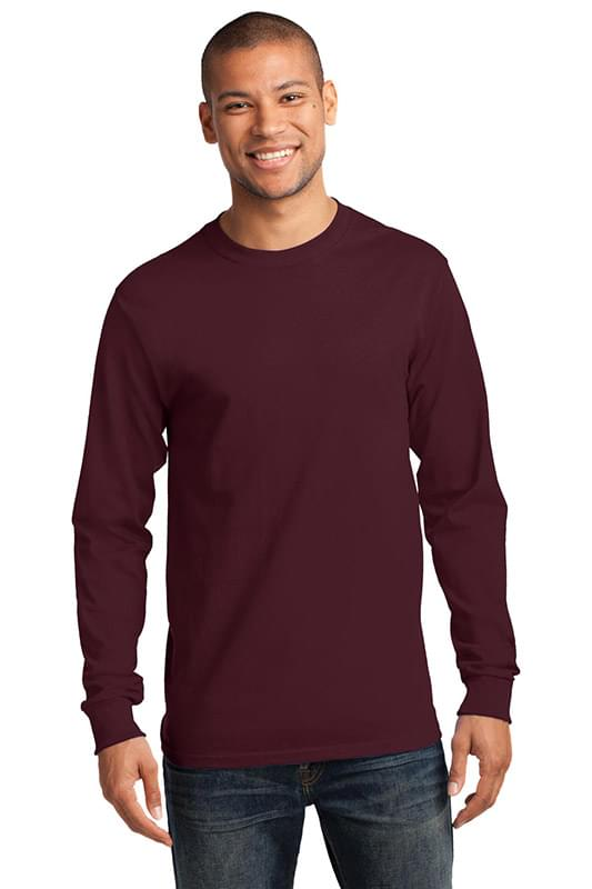 Port & Company ®  - Long Sleeve Essential Tee. PC61LS