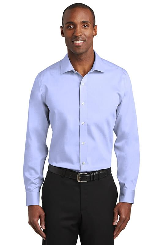 Red House ®   Slim Fit Pinpoint Oxford Non-Iron Shirt. RH620