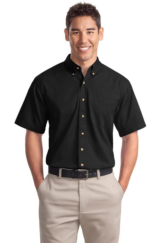 Port Authority ®  Short Sleeve Twill Shirt. S500T
