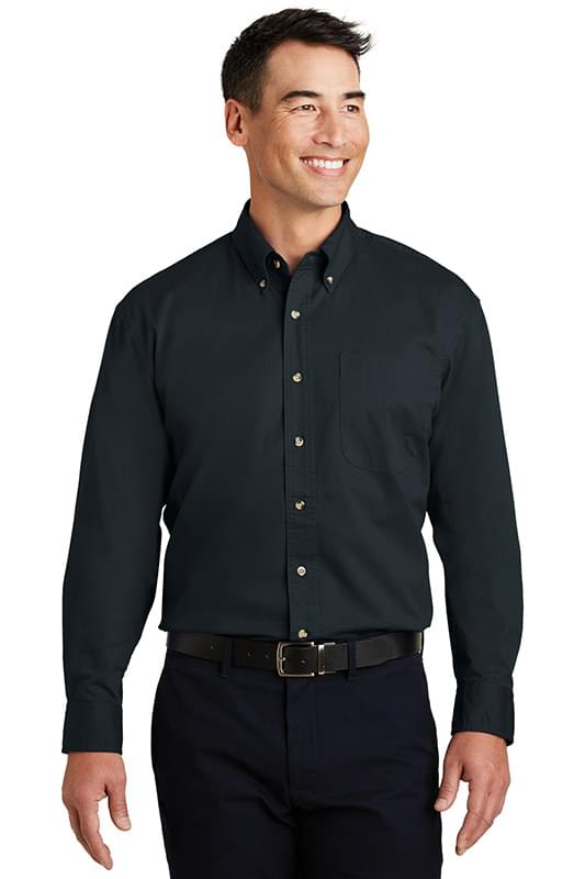 Port Authority ®  Long Sleeve Twill Shirt.  S600T