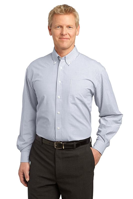 Port Authority ®  Plaid Pattern Easy Care Shirt. S639