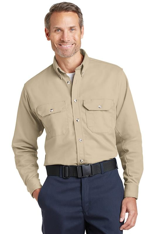 Bulwark ®  EXCEL FR ®  ComforTouch ®  Dress Uniform Shirt. SLU2