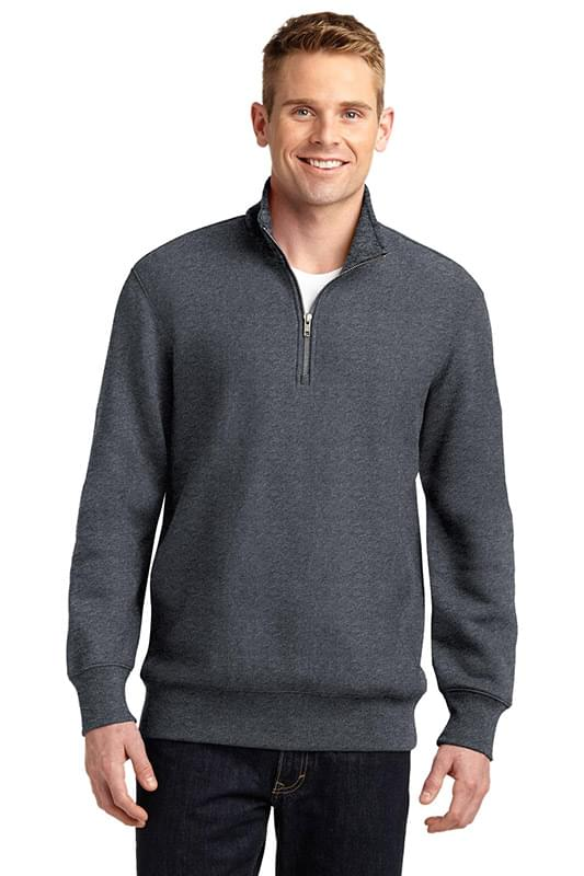 Sport-Tek ®  Super Heavyweight 1/4-Zip Pullover Sweatshirt. ST283