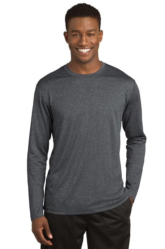 Sport-Tek ®  Long Sleeve Heather Contender ™  Tee. ST360LS