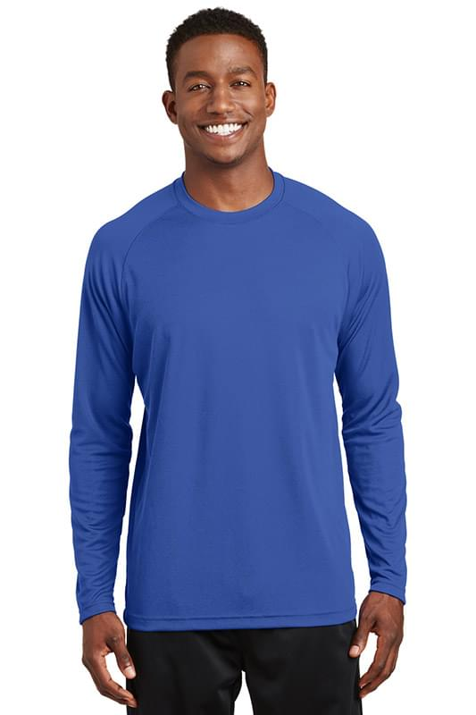 Sport-Tek ®  Dry Zone ®  Long Sleeve Raglan T-Shirt. T473LS