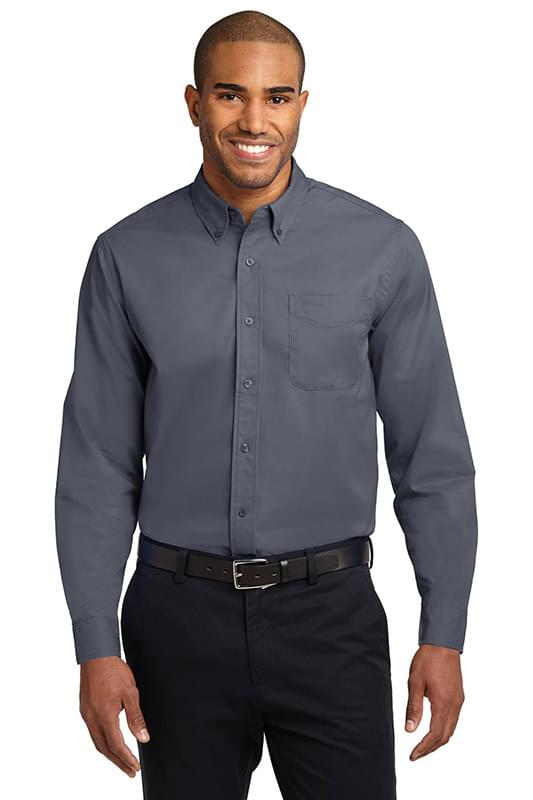 Port Authority ®  Tall Long Sleeve Easy Care Shirt.  TLS608