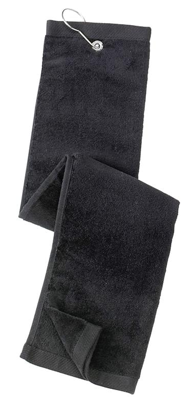 Port Authority ®  Grommeted Tri-Fold Golf Towel.  TW50