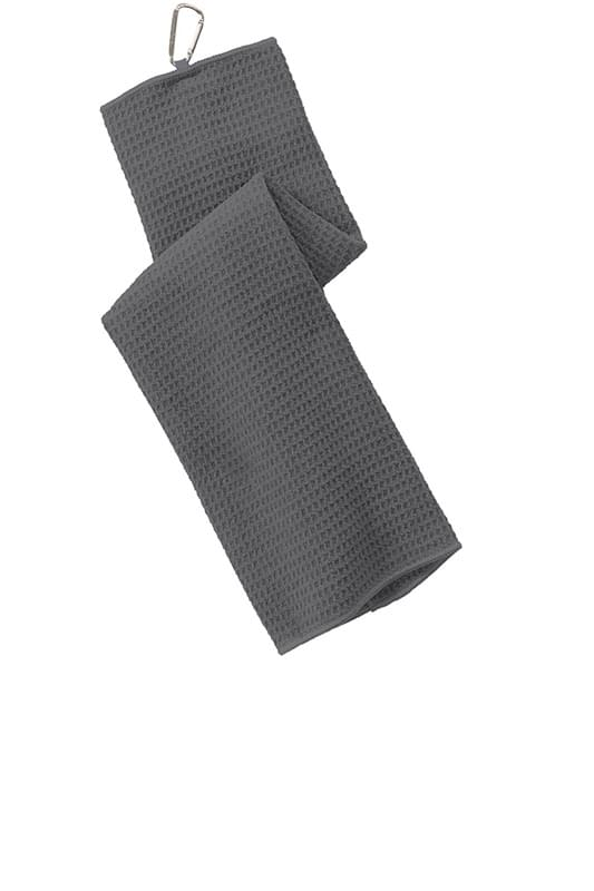 Port Authority ®  Waffle Microfiber Golf Towel. TW60