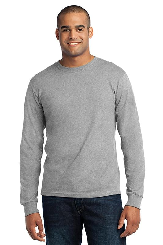 Port & Company ®  - Long Sleeve All-American Tee. USA100LS