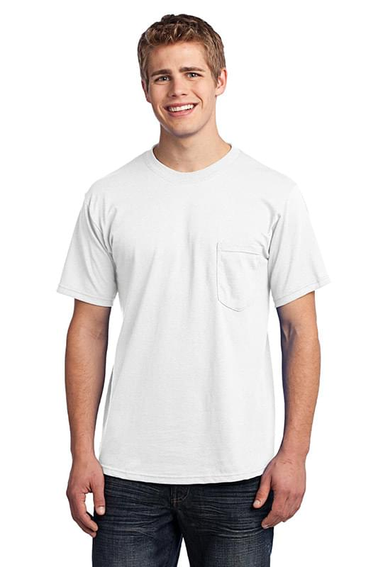 Port & Company ®  - All-American Pocket Tee. USA100P
