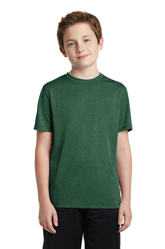Sport-Tek ®  Youth Heather Contender™ Tee. YST360