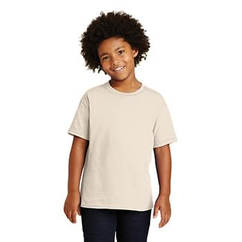 Gildan ®  - Youth  Heavy Cotton ™  100% Cotton T-Shirt.  5000YS