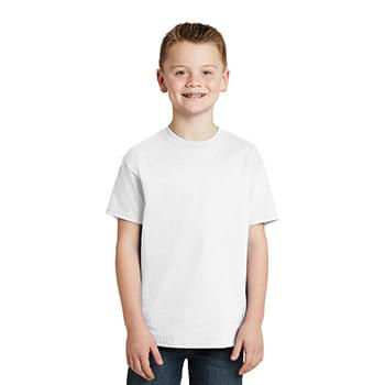 Hanes ®  - Youth Tagless ®  100%  Cotton T-Shirt.  5450