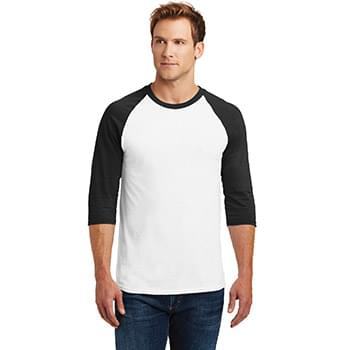 Gildan ®  Heavy Cotton ™  3/4-Sleeve Raglan T-Shirt. 5700