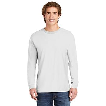 COMFORT COLORS  ®  Heavyweight Ring Spun Long Sleeve Tee. 6014