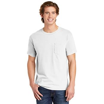 COMFORT COLORS  ®  Heavyweight Ring Spun Pocket Tee. 6030