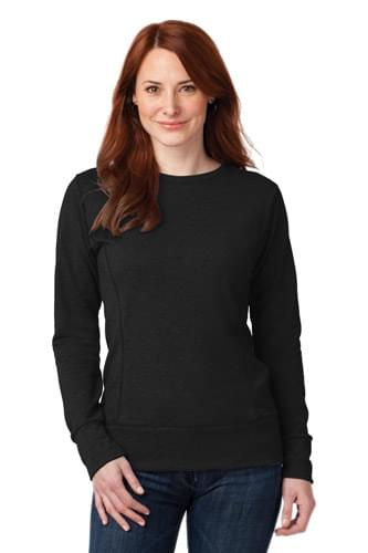 Anvil ®  Ladies French Terry Crewneck Sweatshirt. 72000L