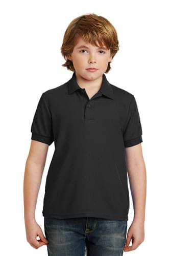 Gildan ®  Youth DryBlend ®  6-Ounce Double Pique Sport Shirt. 72800B