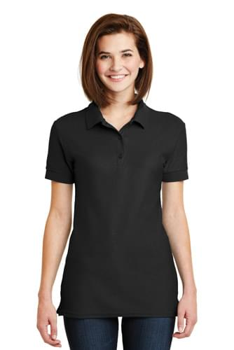 Gildan ®  Ladies 6.6-Ounce 100% Double Pique Cotton Sport Shirt. 82800L