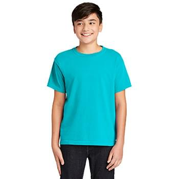 COMFORT COLORS  ®  Youth Ring Spun Tee. 9018