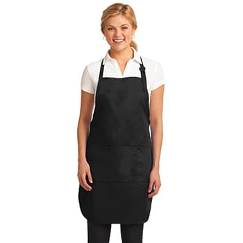 Port Authority ®  Easy Care Full-Length Apron with Stain Release. A703
