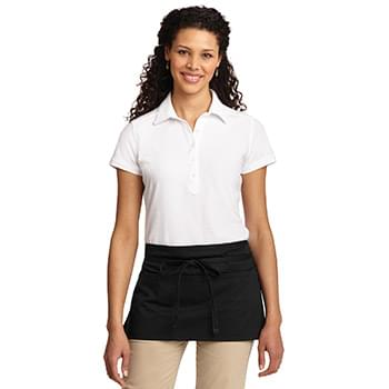 Port Authority ®  Easy Care Reversible Waist Apron with Stain Release. A707