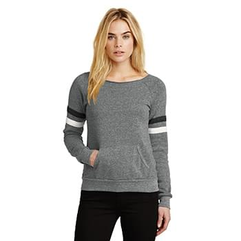 Alternative Women's Maniac Sport Eco ™ -Fleece Sweatshirt. AA9583