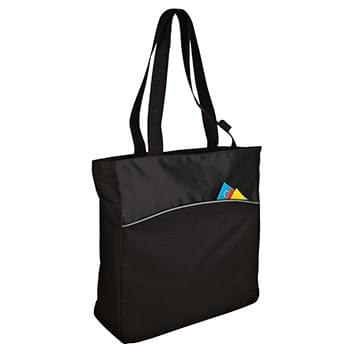 Port Authority ®  - Two-Tone Colorblock Tote. B1510