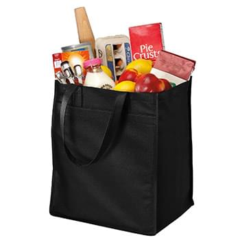Port Authority ®  - Extra-Wide Polypropylene Grocery Tote. B160