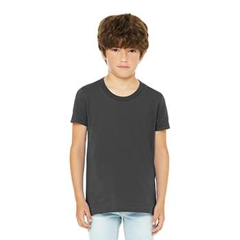 BELLA+CANVAS  ®  Youth Jersey Short Sleeve Tee. BC3001Y