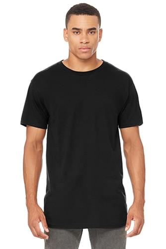 BELLA+CANVAS  ®  Men's Long Body Urban Tee. BC3006