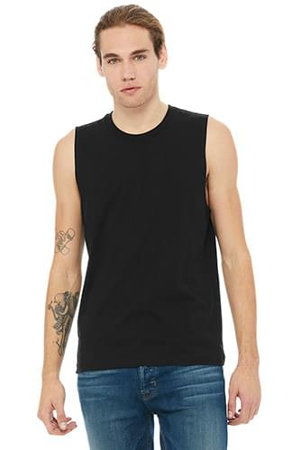 BELLA+CANVAS  ®  Unisex Jersey Muscle Tank. BC3483