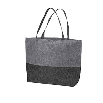 Port Authority ®  Large Felt Tote. BG402L