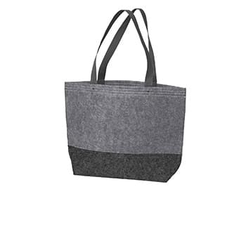 Port Authority ®  Medium Felt Tote. BG402M