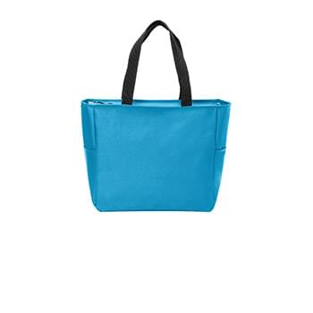 Port Authority ®  Essential Zip Tote. BG410