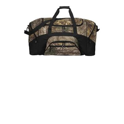 Port Authority ®  Camouflage Colorblock Sport Duffel. BG99C