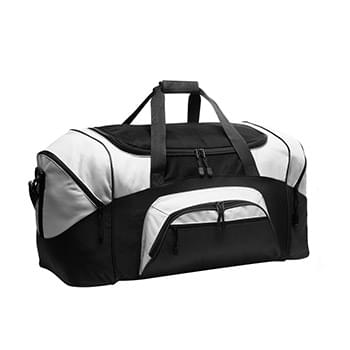 Port Authority ®  - Standard Colorblock Sport Duffel.  BG99