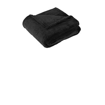 Port Authority  ®  Oversized Ultra Plush Blanket. BP32