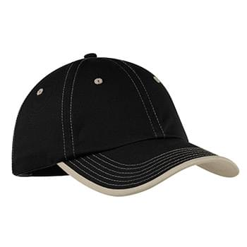 Port Authority ®  Vintage Washed Contrast Stitch Cap.  C835