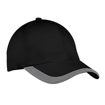 Port Authority ®  Contrast Stripe Sandwich Bill Cap.  C867