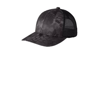 Port Authority  ®  Performance Camouflage Mesh Back Snapback Cap C892
