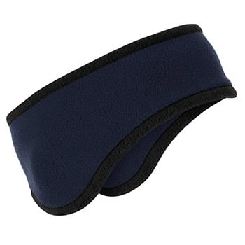Port Authority ®  Two-Color Fleece Headband. C916