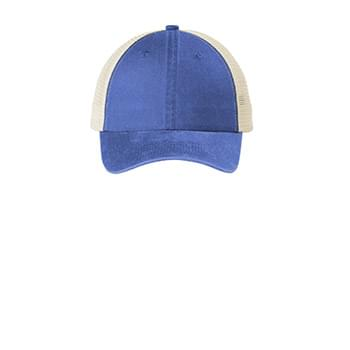 Port Authority  ®  Beach Wash  ™  Mesh Back Cap. C943