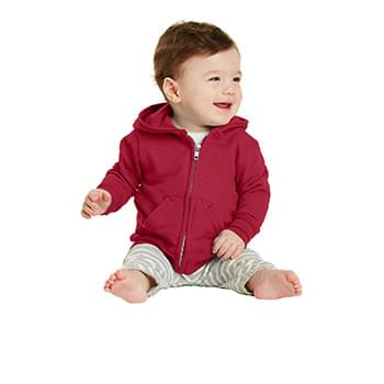 Port & Company ®  Infant Core Fleece Full-Zip Hooded Sweatshirt. CAR78IZH