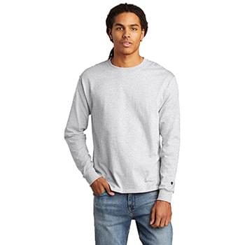 Champion  ®   Heritage 5.2-Oz. Jersey Long Sleeve Tee CC8C