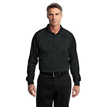 CornerStone ®  - Select Long Sleeve Snag-Proof Tactical Polo. CS410LS