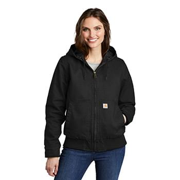 Carhartt ®  Women's Washed Duck Active Jac. CT104053