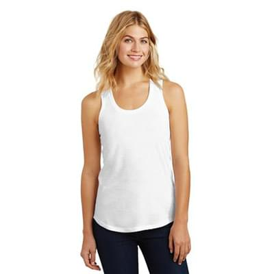 District  ®  Women's Perfect Tri ®  Racerback Tank. DM138L