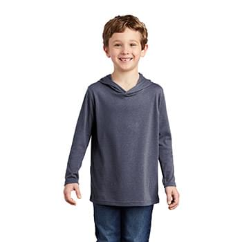 District  ®  Youth Perfect Tri  ®  Long Sleeve Hoodie DT139Y