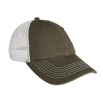 District ®  Mesh Back Cap. DT607